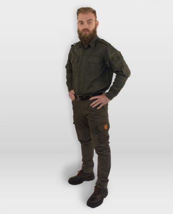 pantalone kevlar da caccia