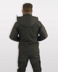 giacca da caccia in kevlar