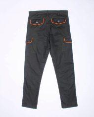 Pantalone cerato alta visibilità