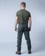 pantalone da caccia in kevlar impermeabile