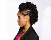 chic natural hairstyles