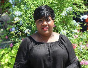 Yvianne Hyacinthe on Black Men XCEL