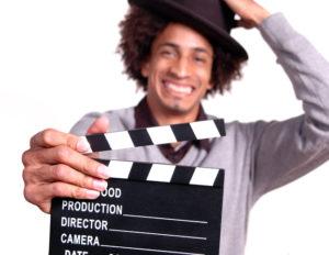 black filmmaker