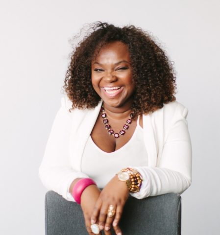Vivian Kaye, Founder & CEO of KinkyCurlyYaki