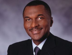 Cummings is running for president of Liberia