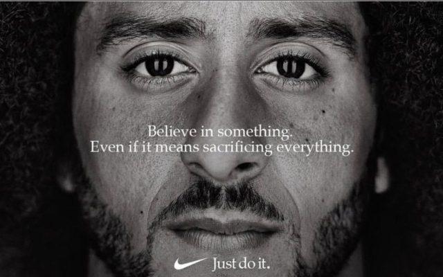 Colin Kaepernick's Nike Ad Wins an Emmy