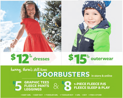 Carters Cyber Monday 2015 Ad - Page 3
