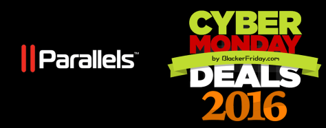Parallels Cyber Monday 2016