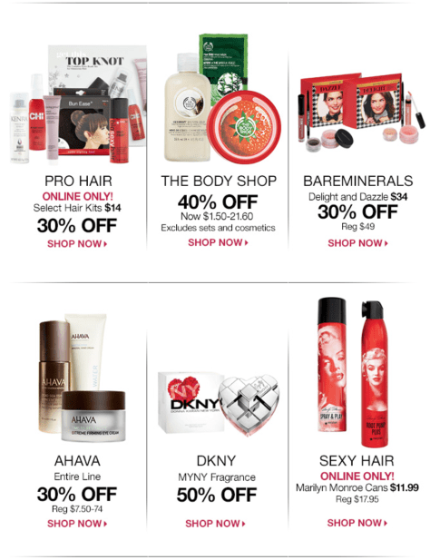 Ulta black friday ad scan - page 4
