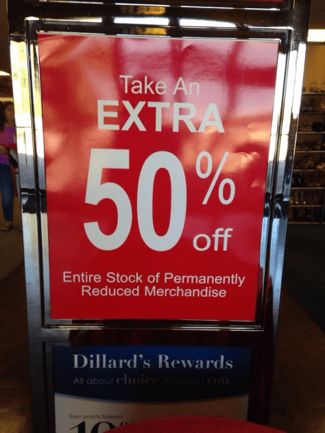 Dillards Labor Day Sale - Page 1