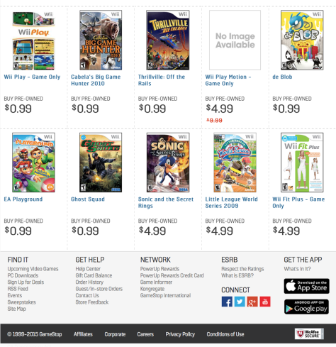 Gamestop Labor Day Sale 2015 - Page 7