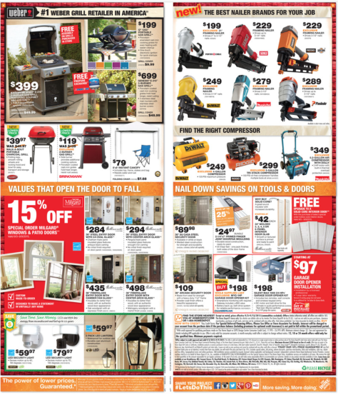 Home Depot Labor Day Sale 2015 - Page 4