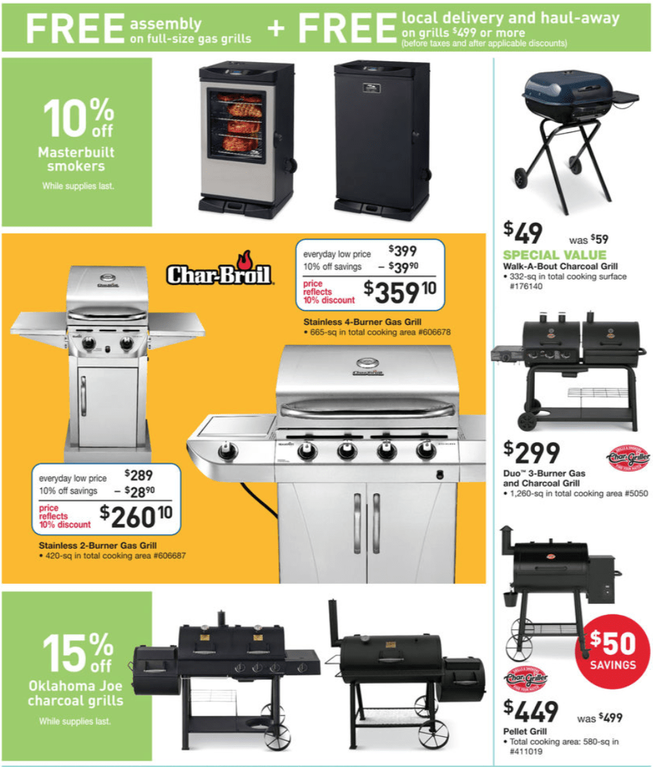 Labor Day Furniture Sales 2014: Lowe's Labor Day 2016 Sale & Deals