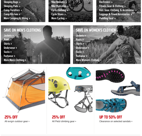 REI Labor Day Sale 2015 - Page 2