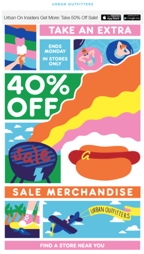 Urban Outfitters Labor Day Sale - Page 1