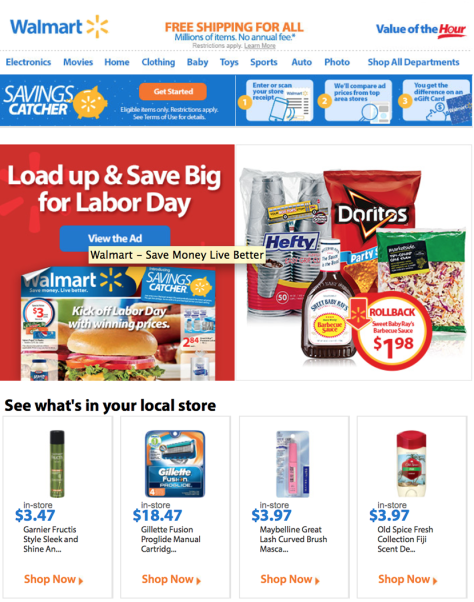 Walmart Labor Day Sale - Page 3