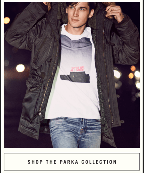 Abercrombie and Fitch Cyber Monday Ad - Page 4