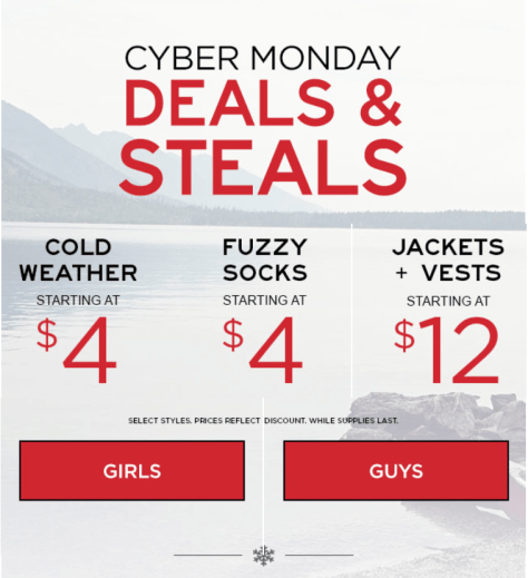 Aeropostale Cyber Monday 2015 Ad - Page 2