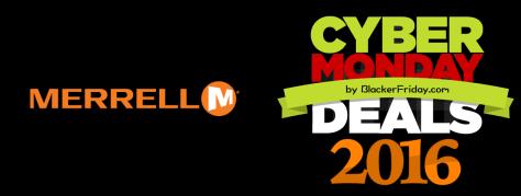 Merrell Cyber Monday 2016