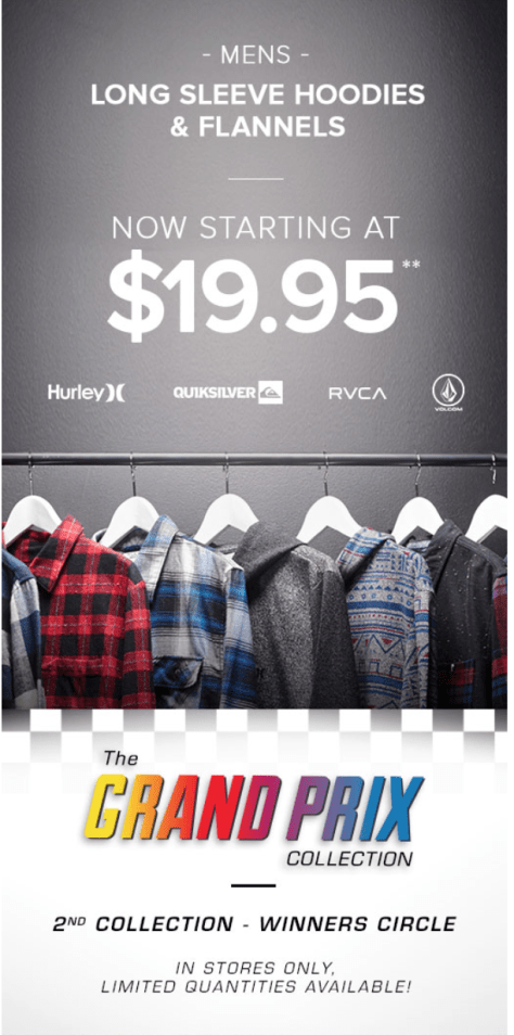Pacsun Black Friday Ad - Page 3