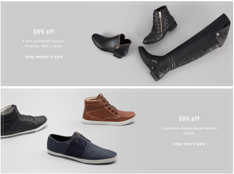 Aldo Black Friday 2015 Ad - Page 2