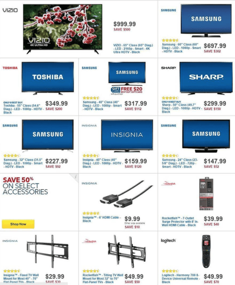 Best Buy Black Friday 2015 Ad - Page 7