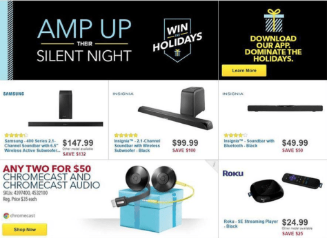 Best Buy Black Friday 2015 Ad - Page 8