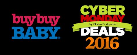 Buy Buy Baby Cyber Monday 2016