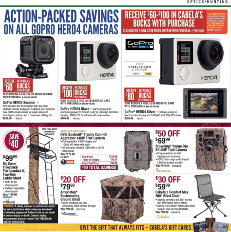 Cabelas Black Friday 2015 Ad - Page 15