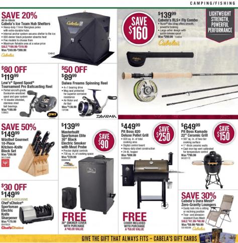 Cabelas Black Friday 2015 Ad - Page 27