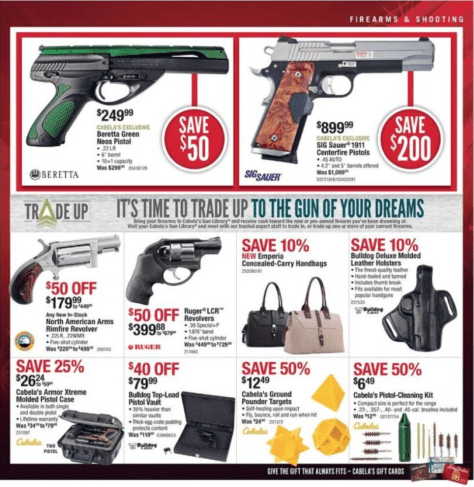 Cabelas Black Friday Ad - Page 7