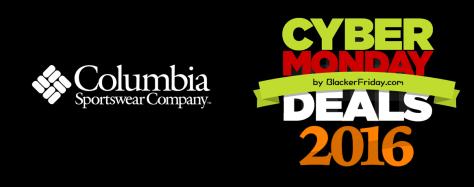 Columbia Cyber Monday 2016