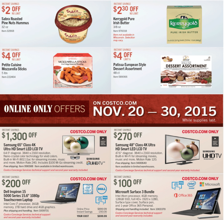 Costco coupons black friday 2018 - Coupons turbo tax software