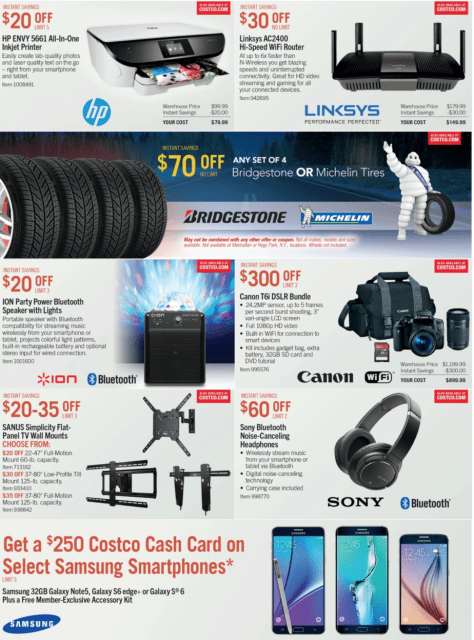 Costco Black Friday 2015 Ad - Page 5
