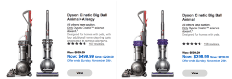 Dyson Black Friday 2015 Ad - Page 2
