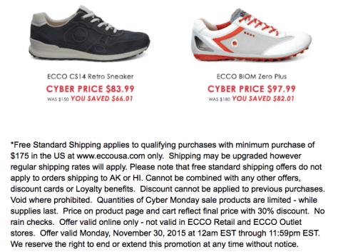 Ecco Cyber Monday 2015 Ad - Page 3