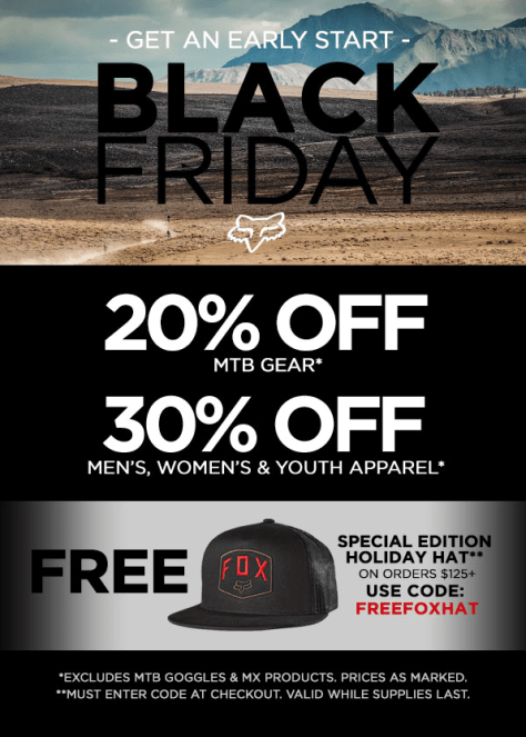 Foc Racing Black Friday 2015 Flyer - Page 2