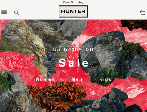 Hunter Black Friday 2015 Ad - Page 1