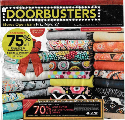 Jo Ann Fabrics Black Friday 2015 Ad - Page 5