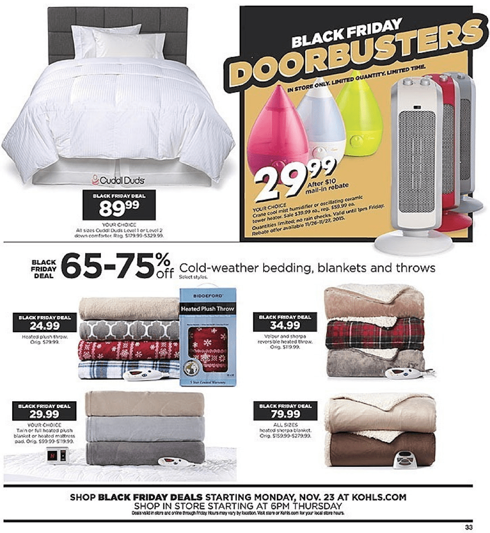Attention: This Ad Scan is from and is intended for your reference only. Stay tuned to dasreviews.ml for the ad! Stay tuned to dasreviews.ml for the ad! Kohls Christmas Ad/5().