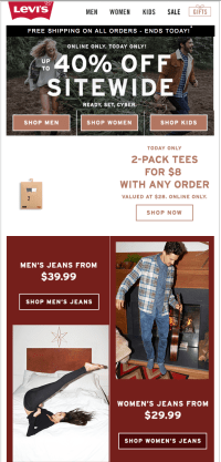 Levis Cyber Monday 2015 Deals | After Christmas Sale 2015