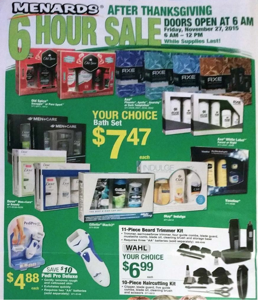 Menards Black Friday 2018 Sale & Deals Page 15 of 17 Blacker