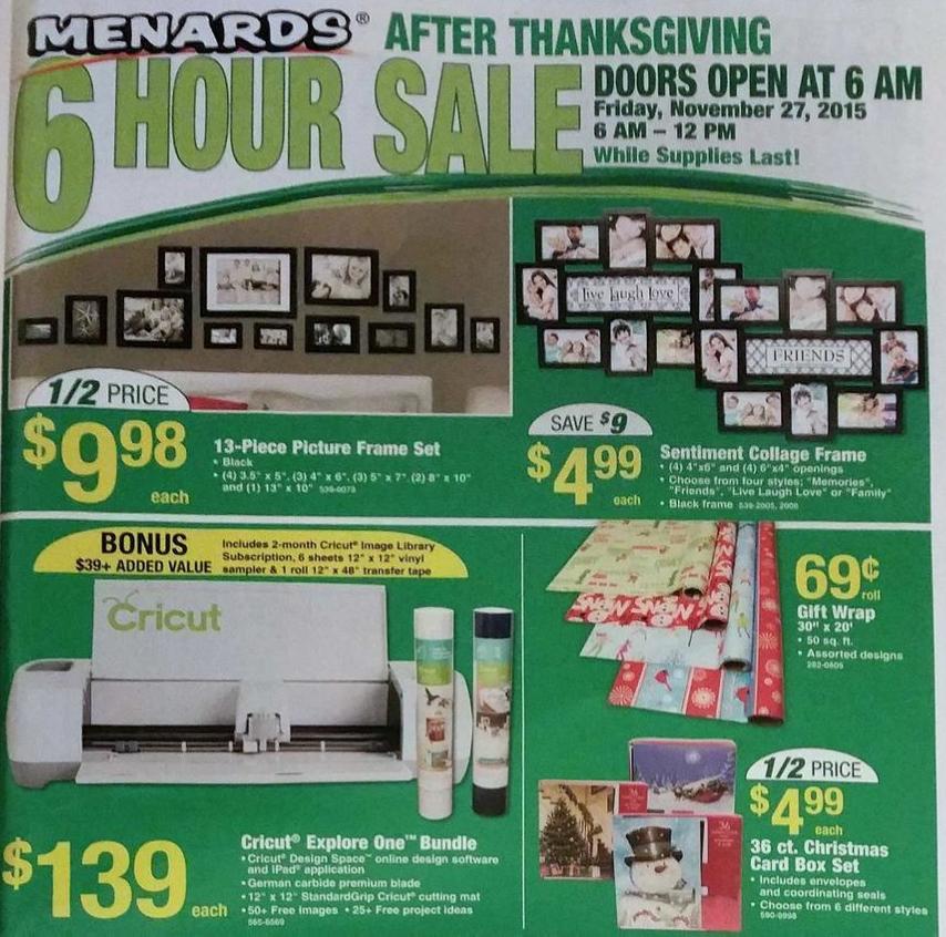 Menards Black Friday 2017 Sale & Deals | Blacker Friday - Part 17