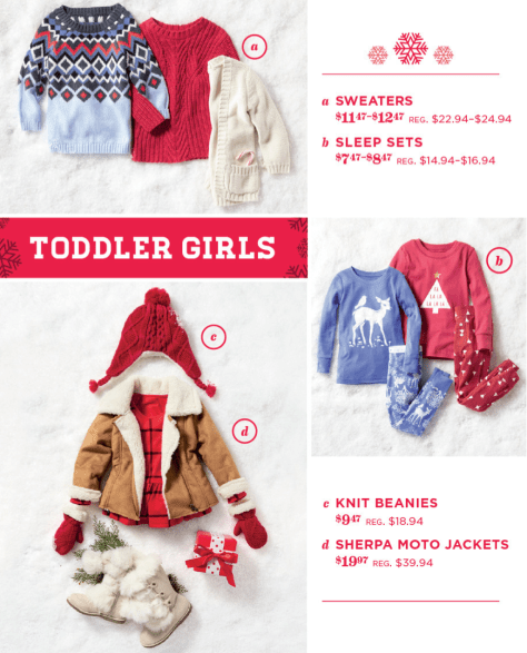 Old Navy Black Friday 2015 Ad - Page 4