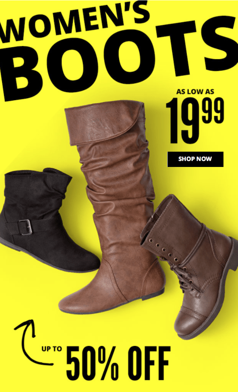 Payless Black Friday 2015 Flyer - Page 2