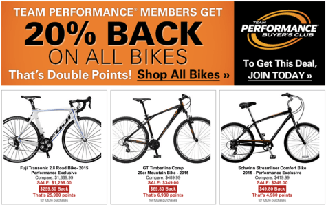Performance Bike Black Friday 2015 Flyer - Page 4