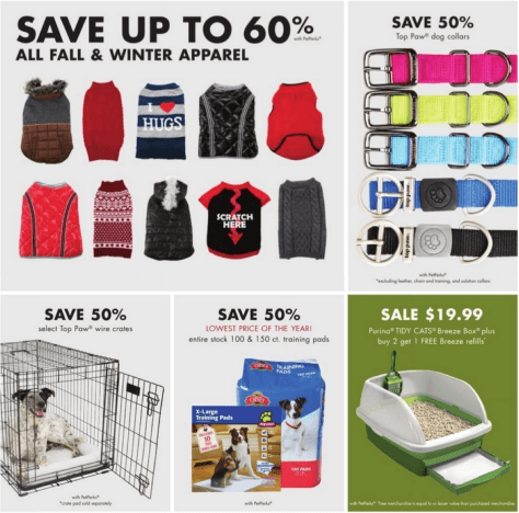 Petsmart Black Friday Ad - Page 4