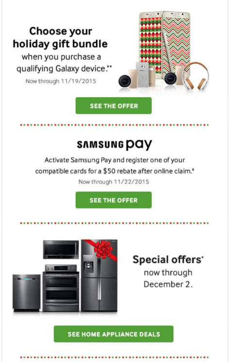 Sansung Black Friday 2015 Ad - Page 2