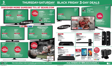 Sears Black Friday 2015 Ad - Page 23