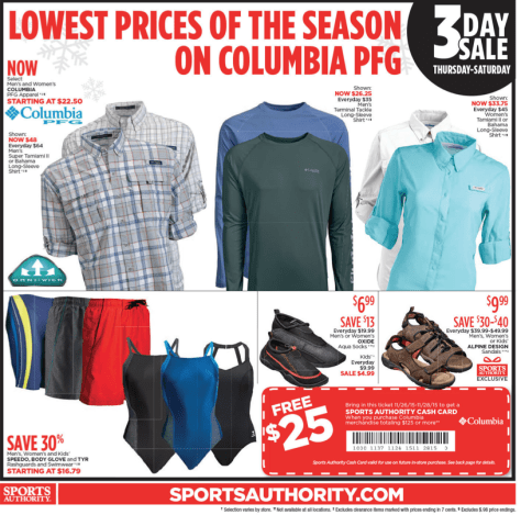 Sports Authority Black Friday 2015 Ad - Page 13